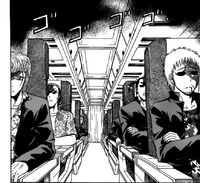 Ishiyama on the Plane