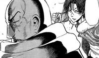 Akahoshi About To Punch Ichikawa