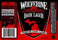 Wolverine Dark Lager