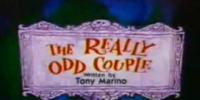 The Really Odd Couple