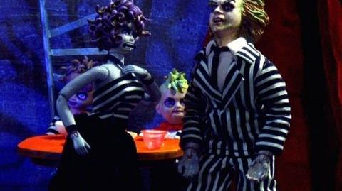 Robot Chicken Bride of Beetlejuice