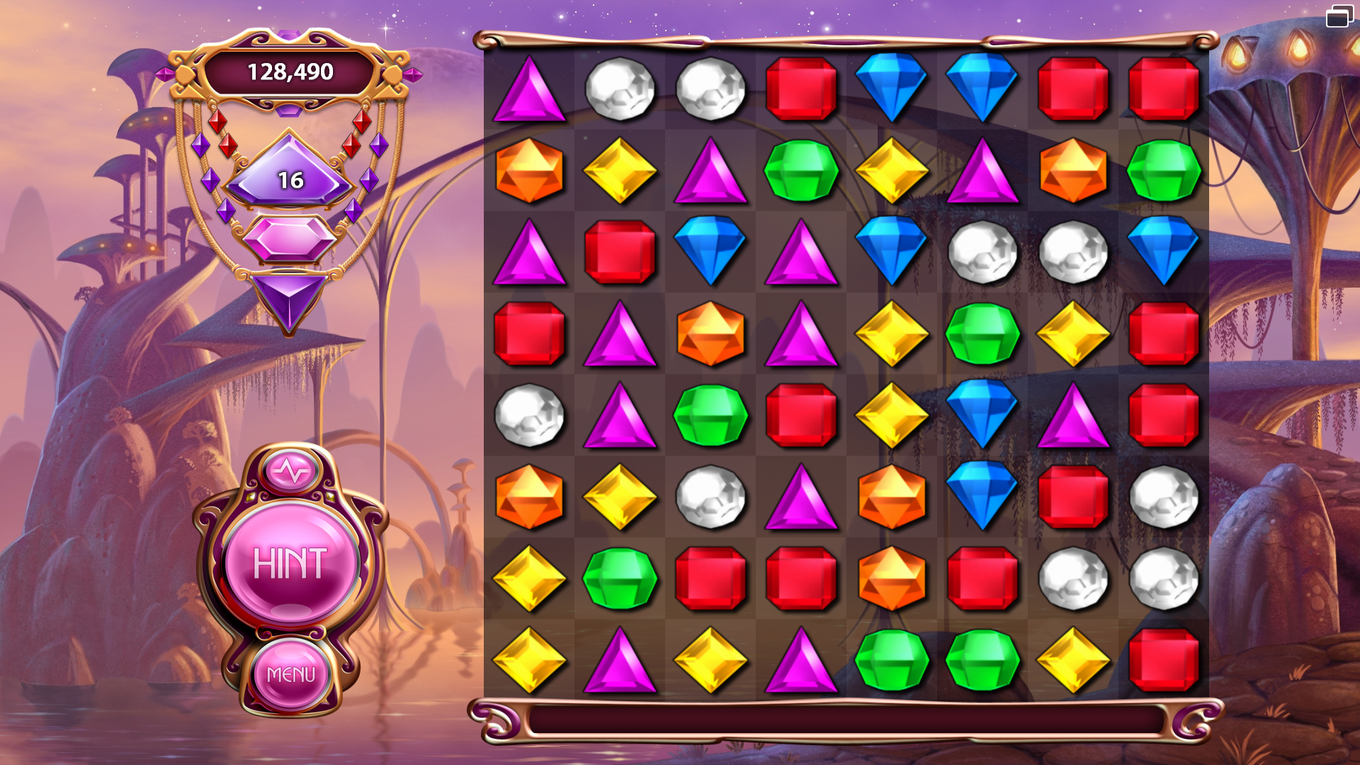 bejeweled timed