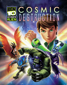 Cosmic Destruction poster