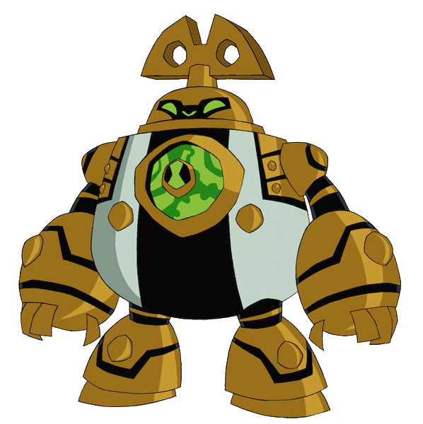 Os 10 aliens mais fortes wiki ben 10 fuses fandom powered by wikia em omniverse ele tem um corpo maior e buracos na salincia na cabea sua cabea foi um pouco reestruturada tambm perdeu os parafusos do corpo voltagebd Choice Image