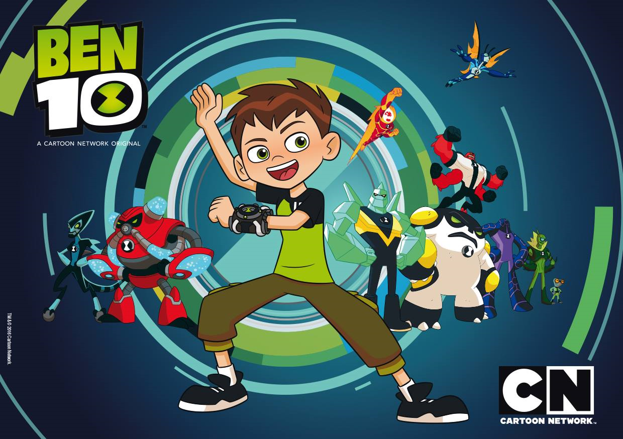 Image result for ben 10 reboot