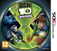 Ben 10 omniverse 3DS pal
