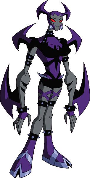 Ben 10 Ghostfreak True Form - more info