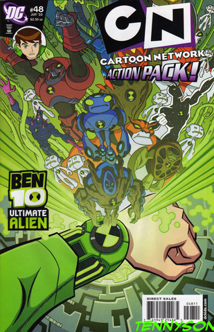 File:Ultimate Alien Comic.png