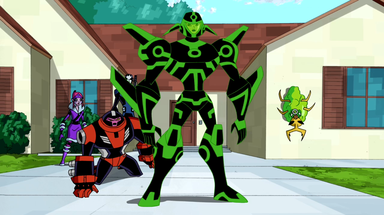 Ben 10: Omniharem 10 Chapter 15: Jennifer, Drew, & Julie ...