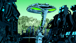 Omnitrix City