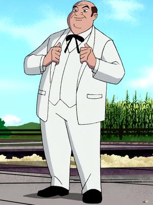 Mayor Coleman