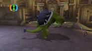 Ult Humugousaur gameplay