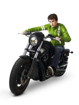 Max's Motorcycle