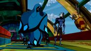 Omniverse S01E10 Big Chill cloak