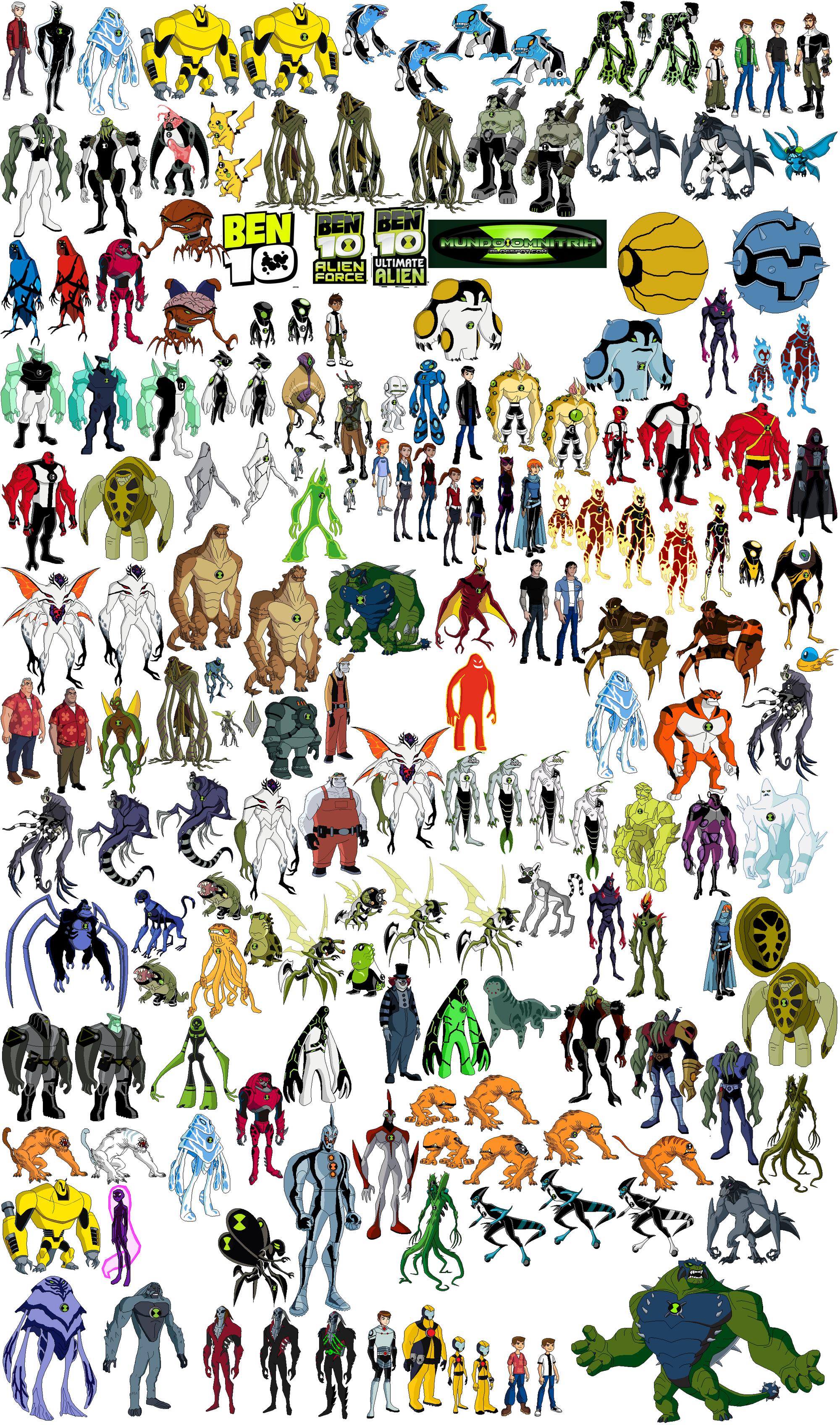 Ben 10 force alien hero ben 10 fan fiction wiki fandom powered by wikia - Ben 10 images ...