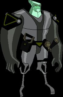 Tetrax Shard (Earth-90) | Ben 10 Fan Fiction Wiki | FANDOM ...