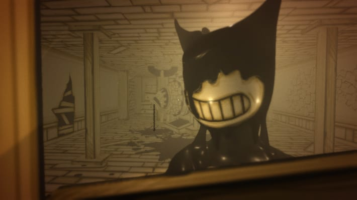 bendy and the ink machine bendy