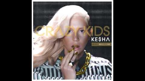 Ke$ha - Crazy Kids ft. Will.i