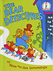 Bear detectives cover