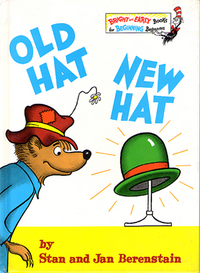 Old hat new hat cover