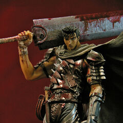 Guts post-battle statue released by Art of War.