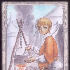 Secret card 11
