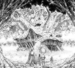 Tree Mansion