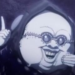 Ubik's appearance in the third film.