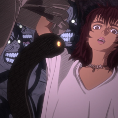 Casca about to be sexually assaulted by the <a href=