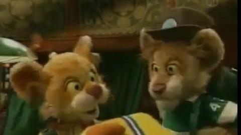 Between the lions - Five, Six , and Thistle Sticks