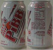 Diet Mr. Pibb