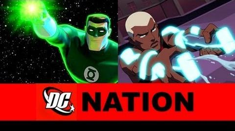 DC Nation Cartoon Network Teen Titans, Beware the Batman, Shorts, Young Justice and more!