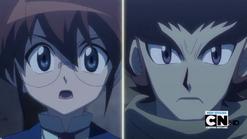 Yuki and Aguma