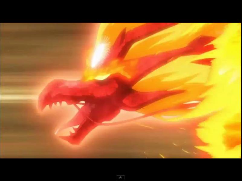 L Drago Special Move