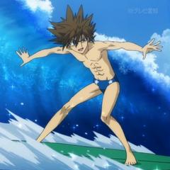 Kite surft