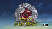 THE JET BLACK DRAGON