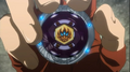 Beyblade 4D chris holds Phantom
