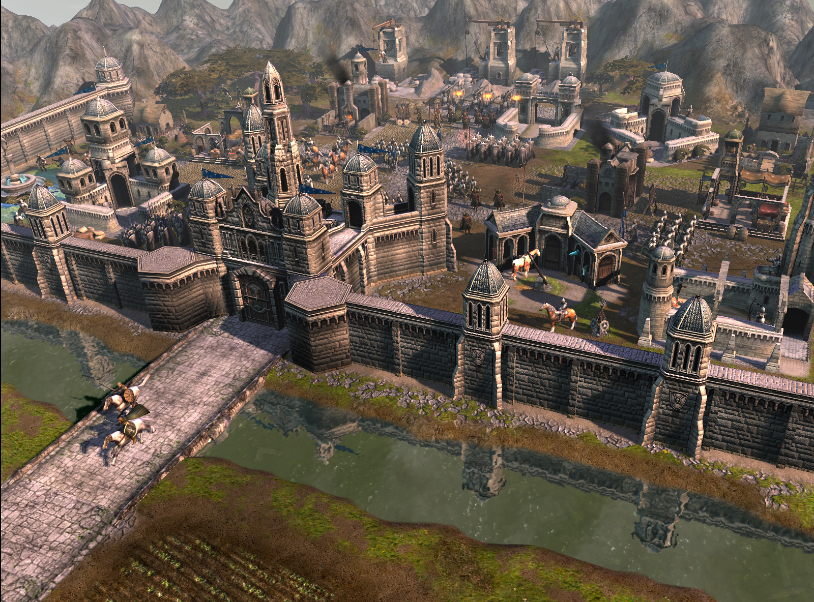 best lord of the rings battle for middle earth 2 faction – Best Middle Earth Map