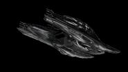 Cylon Heavy Raider No 06