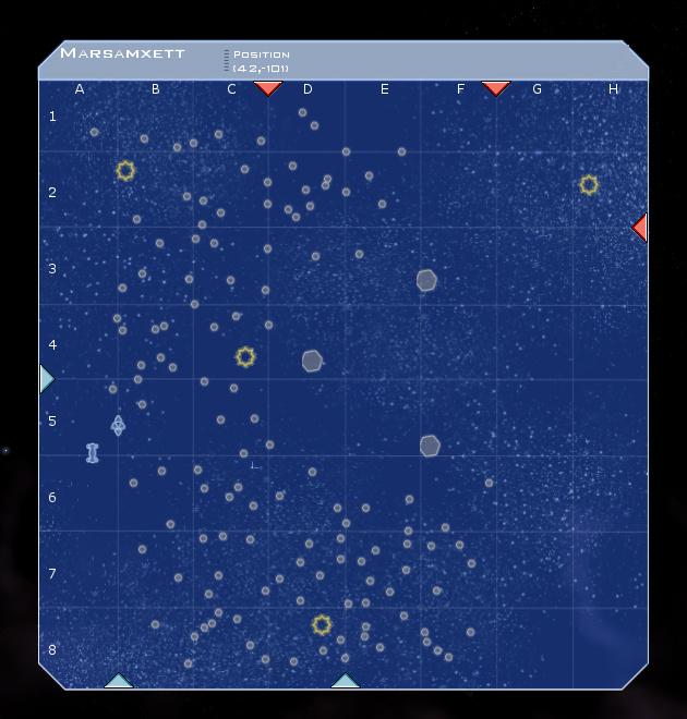 Marsamxett System Map