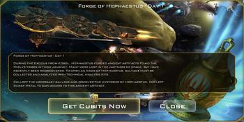 Forge of Hephaestus