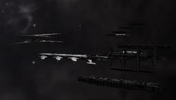 Cylon Fleet in 242 Apollid