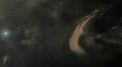 Tau Altaar System Nebula Image