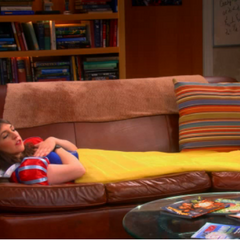 Amy wants Sheldon to kiss Snow White to wake her up.