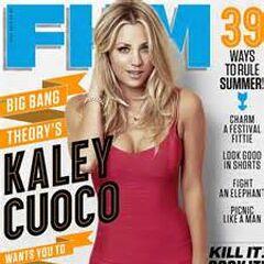 FHM, Kaley C