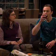 Sheldon has been arrested.
