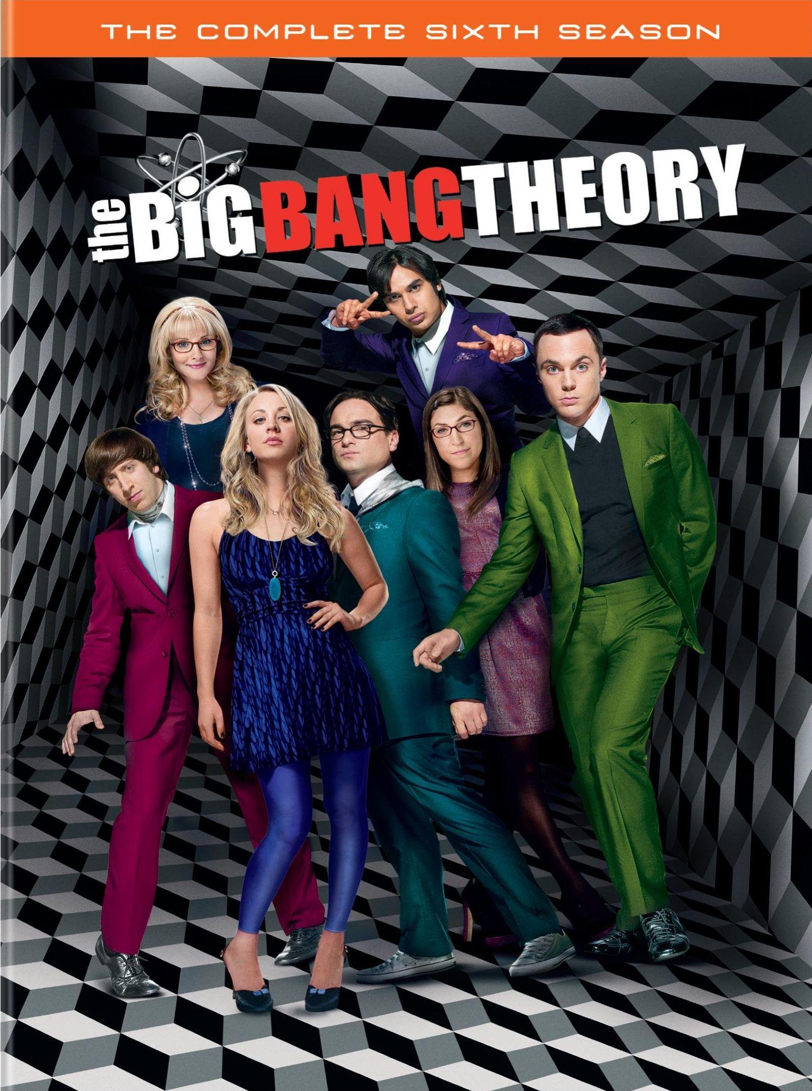 Big Bang Theory Episodenliste