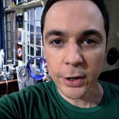 Dear crazy future Sheldon - again.