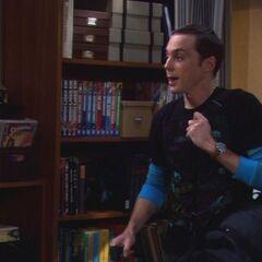 S03E13 - Sheldon leaves to go to Bozeman