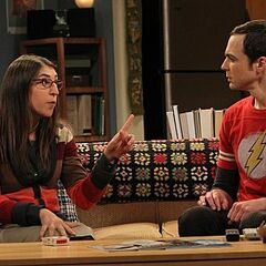 Amy can train monkeys to kill Priya if Sheldon wants and they will not be convicted since people love monkeys